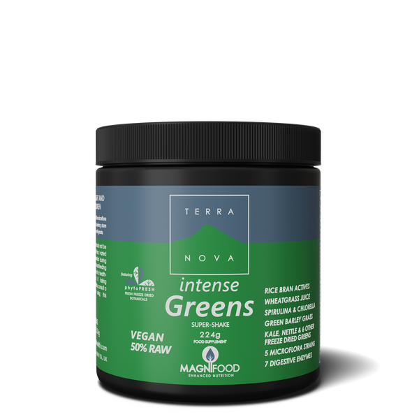 Intense Greens Super-Shake