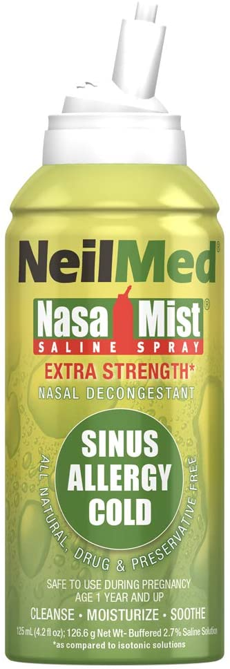NEILMED Hypertonic Extra Strength Saline Spray