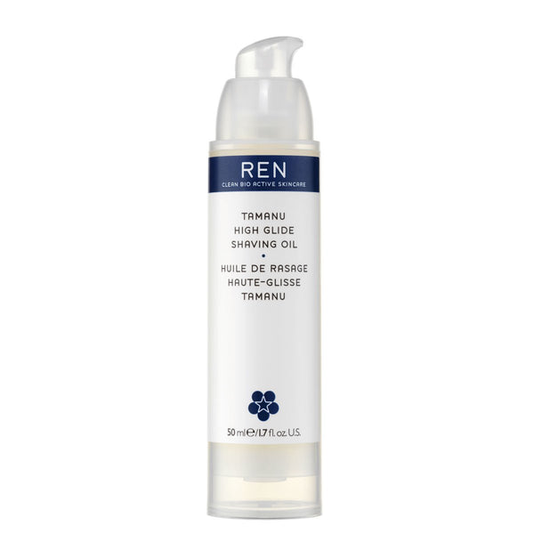 REN CLEAN SKINCARE Tamanu High Glide Shaving Oil