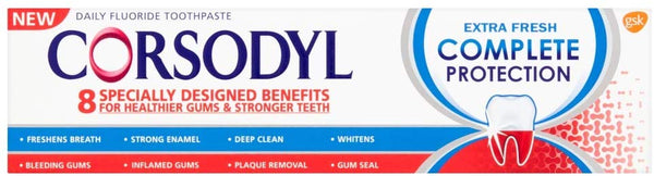 Complete Protection Toothpaste Extra Fresh