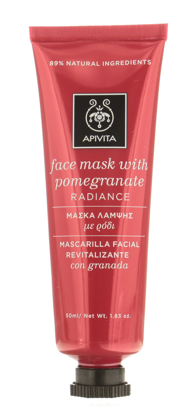Pomegranate Face Mask