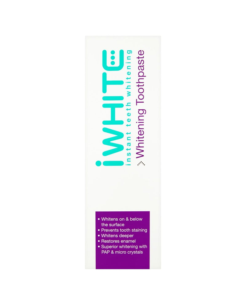 Instant Teeth Whitening Toothpaste