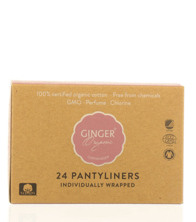 GINGER ORGANIC Pantyliners
