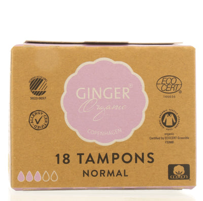 Tampons without applicator - Normal