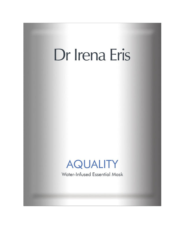 Aquality Water-Infused Essential Mask Instant Skin Hydration and Rejuvenation