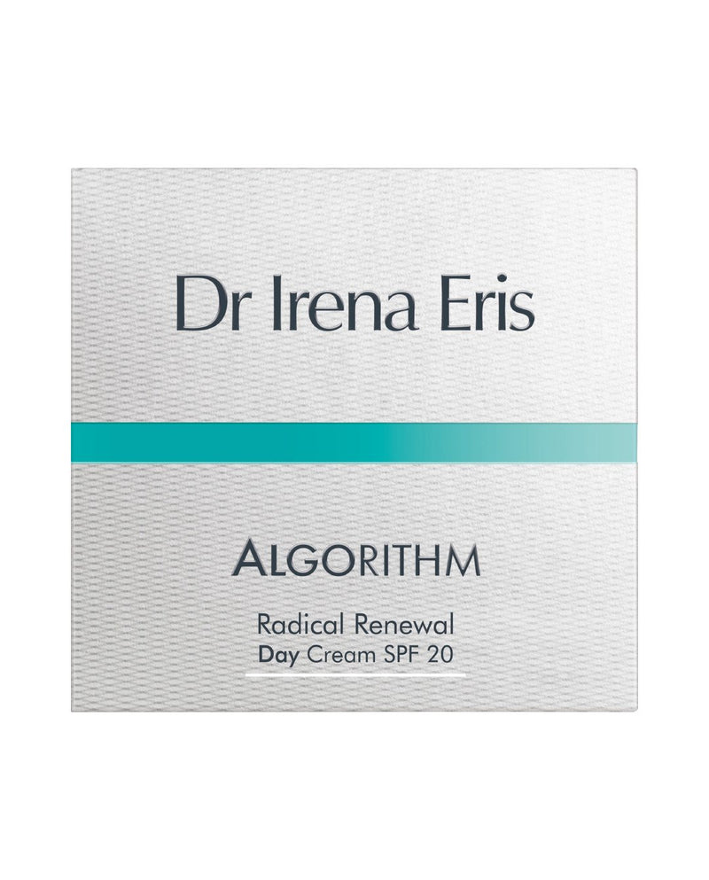 Algorithm Radical Renewal Day Cream SPF 20