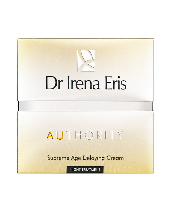 Authority Supreme Age Delaying Cream Night Treatment