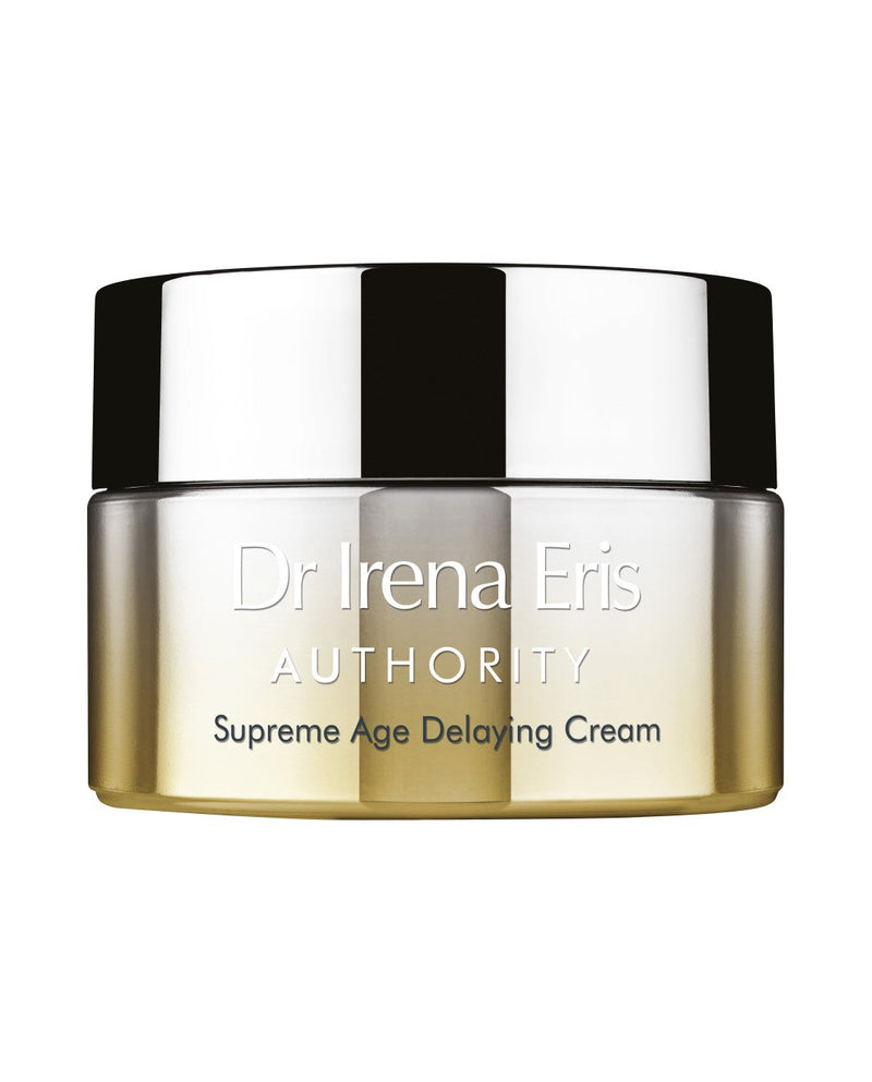 DR IRENA ERIS Authority Supreme Age Delaying Cream Night Treatment