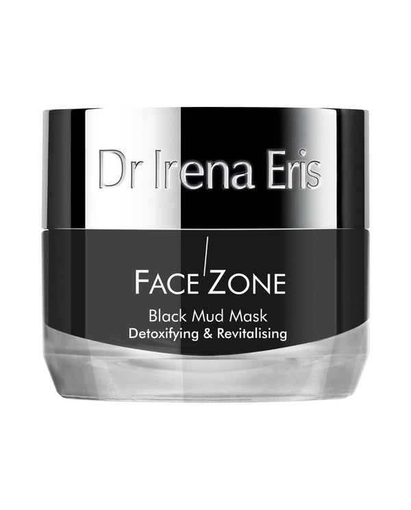 Face Zone Black Mud Mask Detoxifying & Revitalising