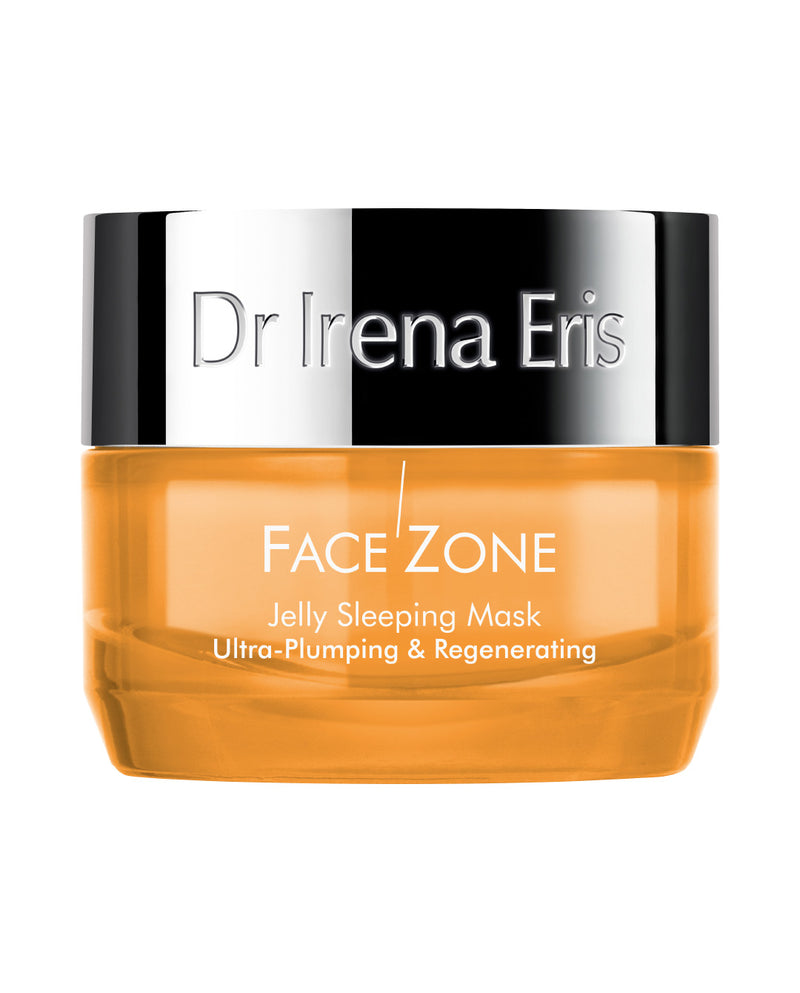 Face Zone Jelly Sleeping Mask Ultra-Plumping & Regenerating