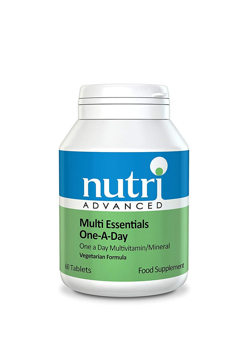 NUTRI ADVANCED Multi Essentials One A Day Multivitamin