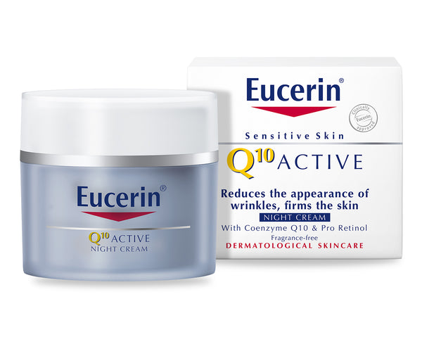 EUCERIN Q10 Active Night Cream