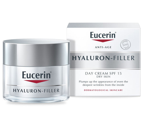 EUCERIN Hyaluron-Filler Day Cream SPF15