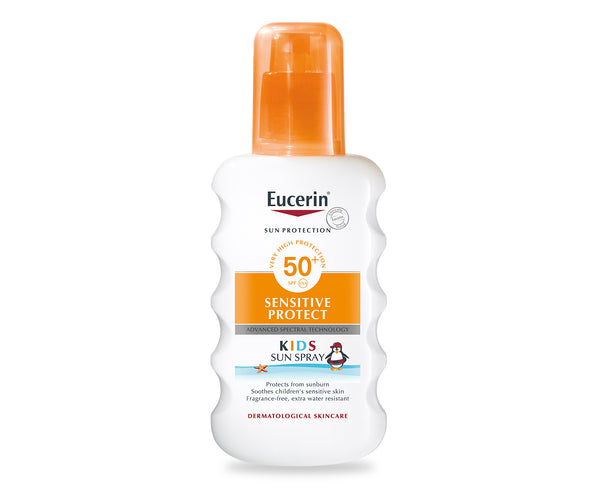EUCERIN Sensitive Protect Kids Sun Spray SPF50+