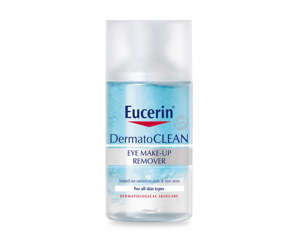 EUCERIN DermatoClean Eye Make-Up Remover