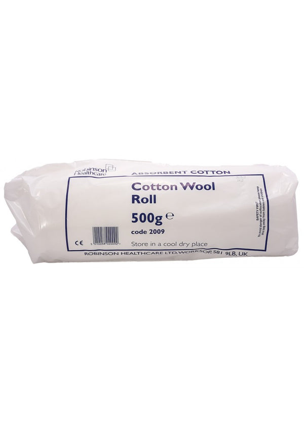 ROBINSON HEALTHCARE Cotton Wool Roll