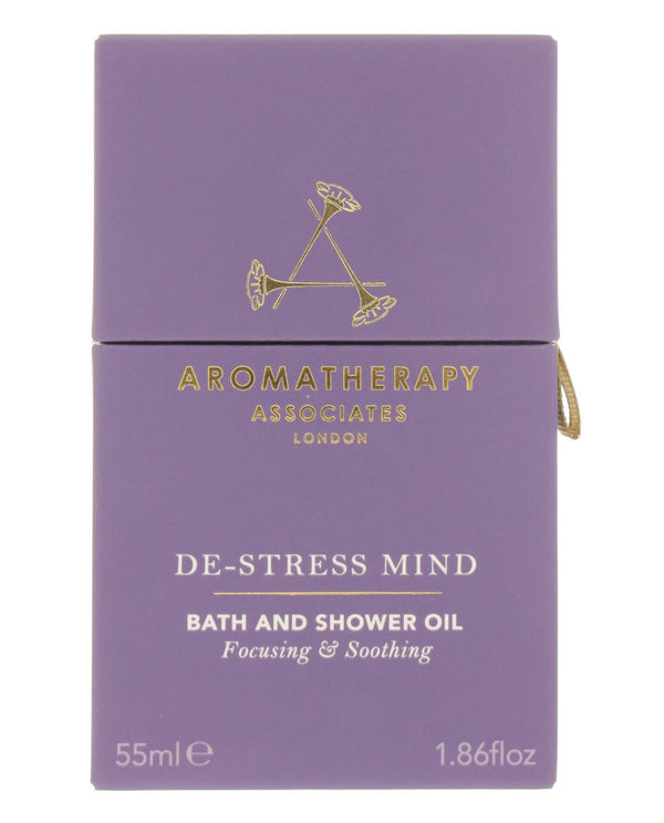 De-Stress Mind Bath and Shower Oil