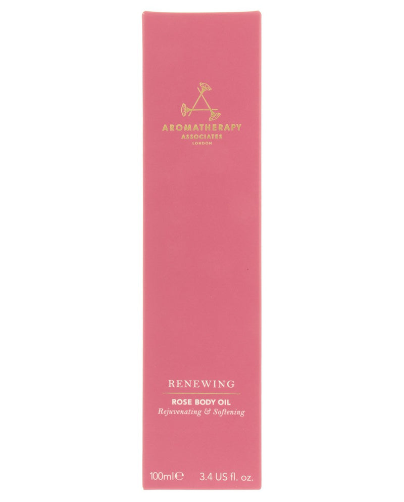 Renewing Rose Massage & Body Oil