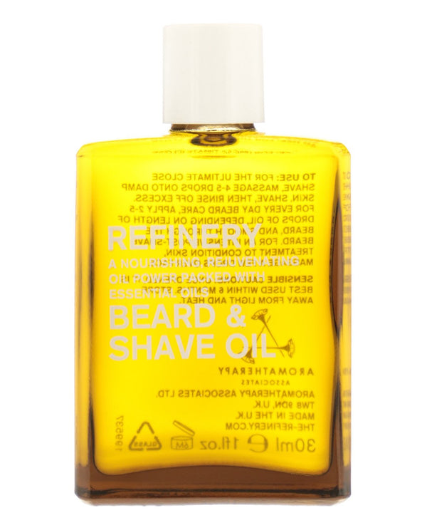 REFINERY Beard & Shave Oil