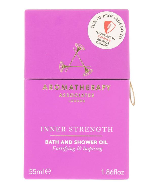 Inner Strength Bath and Shower Oil