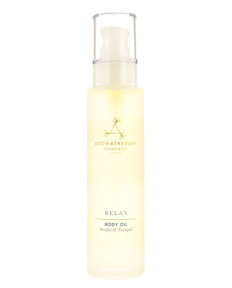 Relax Massage & Body Oil