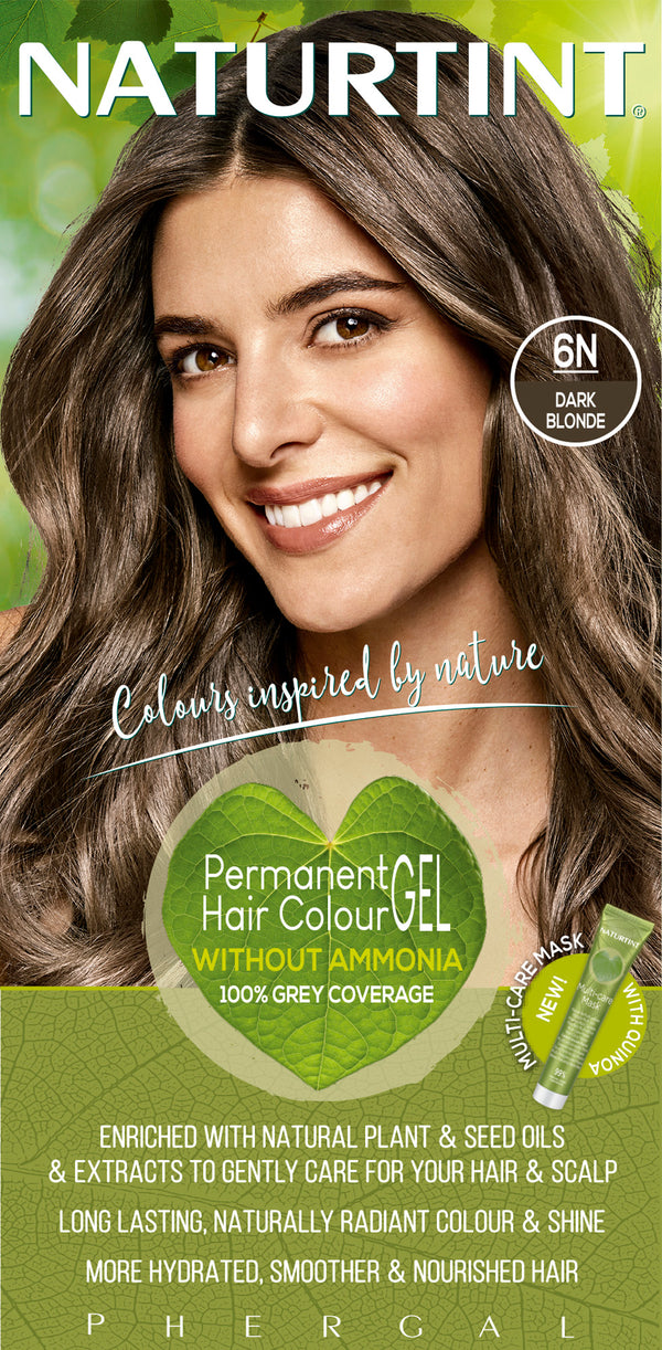 NATURTINT Naturally Better Permanent Hair Colour- Dark Blonde