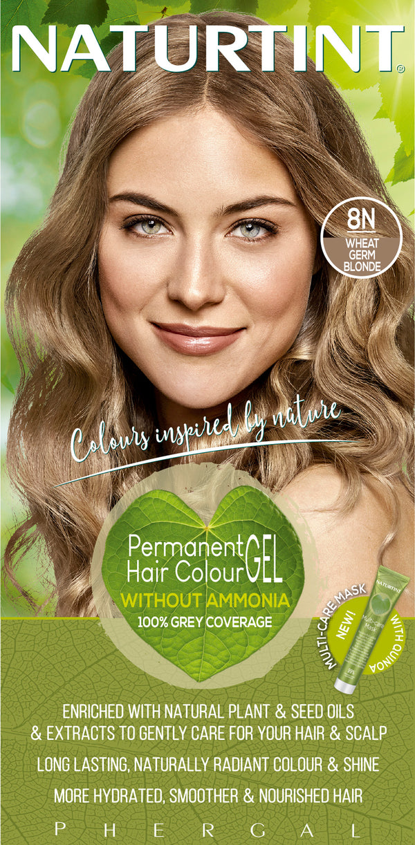 NATURTINT Naturally Better Permanent Hair Colour- Wheat Germ Blonde