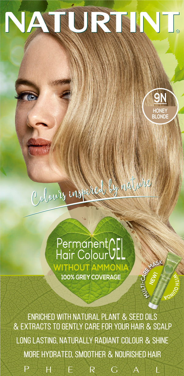 NATURTINT Naturally Better Permanent Hair Colour- Honey Blonde