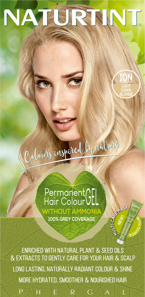 NATURTINT Naturally Better Permanent Hair Colour- Light Dawn Blonde