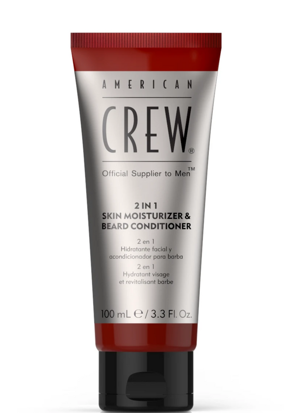 AMERICAN CREW 2-In-1 Skin Moisturiser & Beard Conditioner