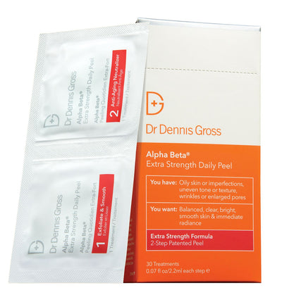 DR DENNIS GROSS SKINCARE Alpha Beta Extra Strength Peel