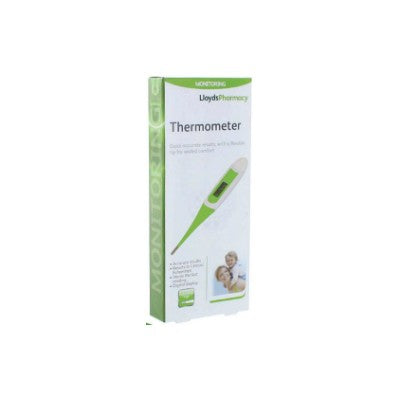 LLOYDS PHARMACY Flexi Tip Digital Thermometer.