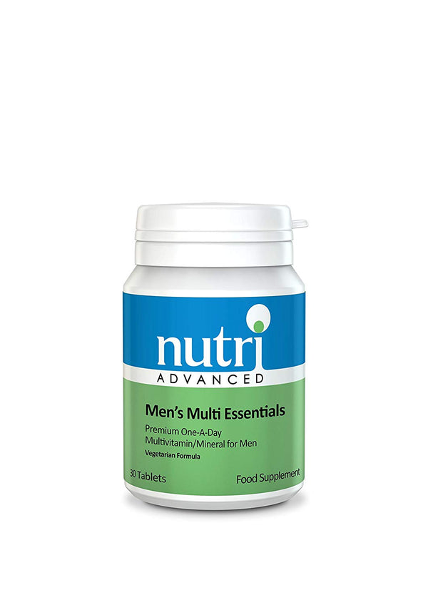 NUTRI ADVANCED Multi Essentials for Men Multivitamin