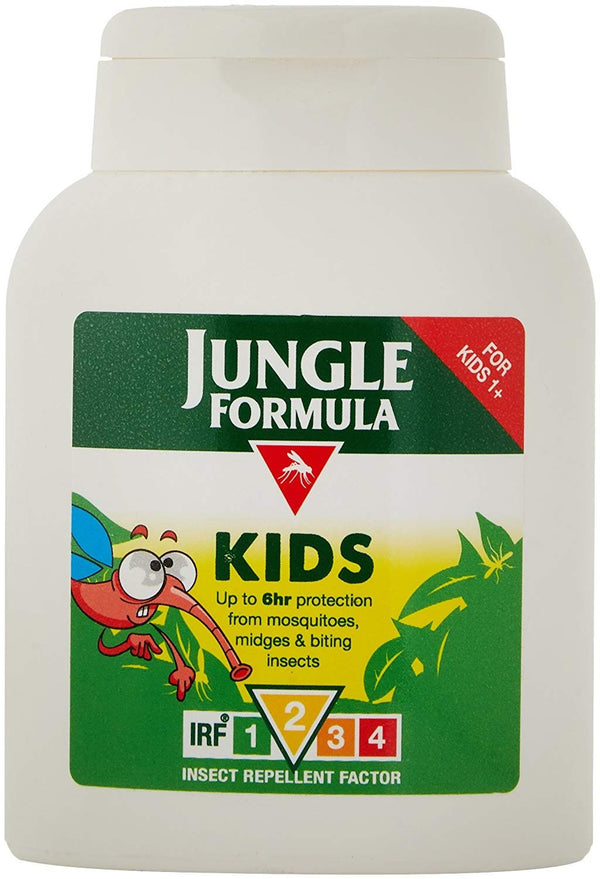 JUNGLE FORMULA Kids Lotion