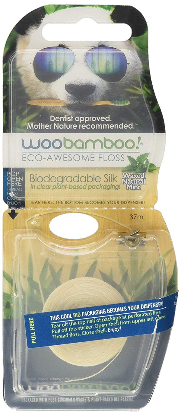 WOOBAMBOO Eco Dental Floss