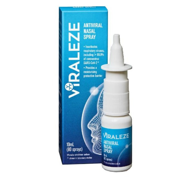 Viraleze Antiviral Nasal Spray
