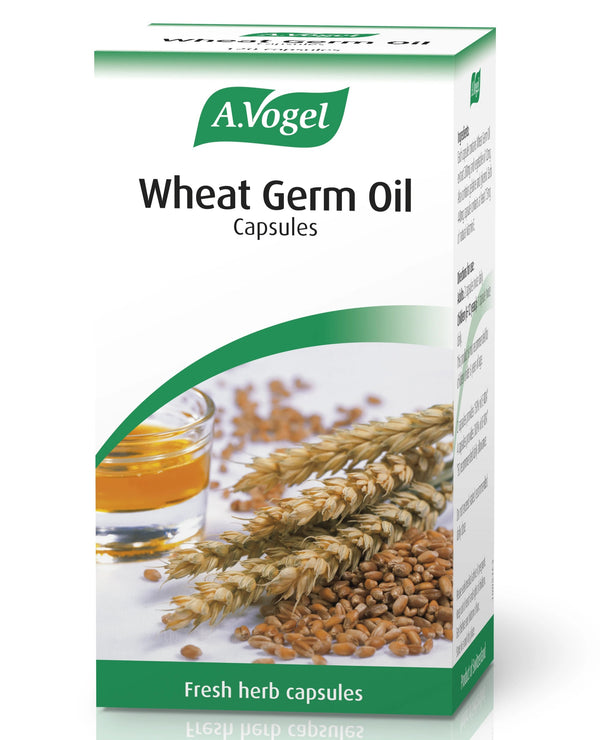 A. VOGEL Wheat Germ Oil Capsules
