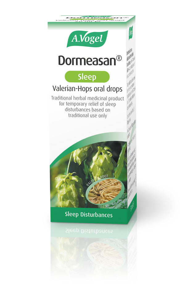 Dormeasan Sleep Valerian-Hops Oral Drops