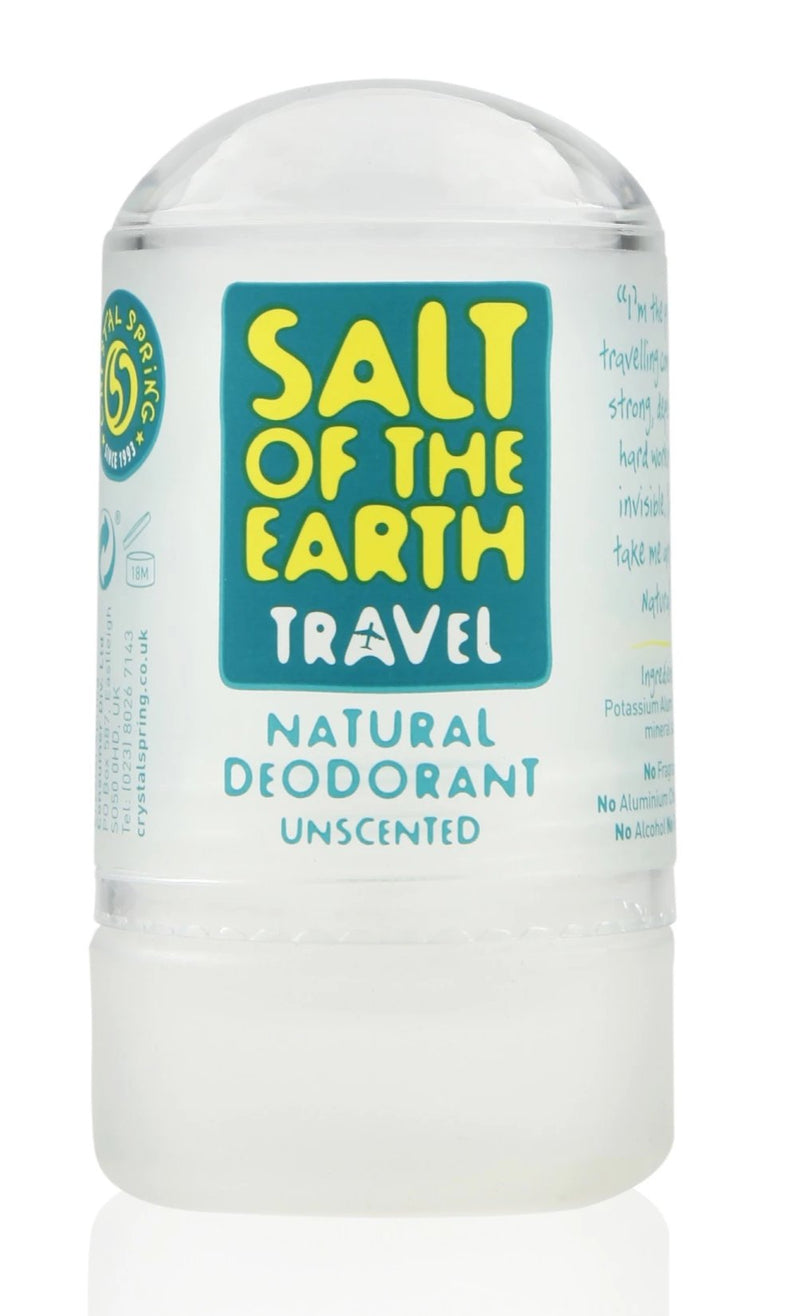 SALT OF THE EARTH Crystal Classic Deodorant
