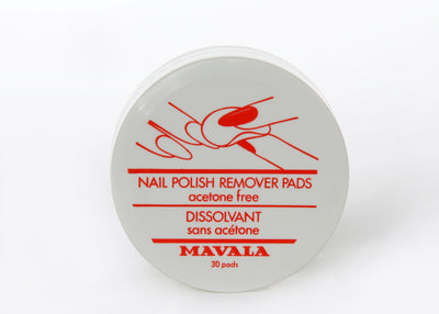 Enamel Remover Pads