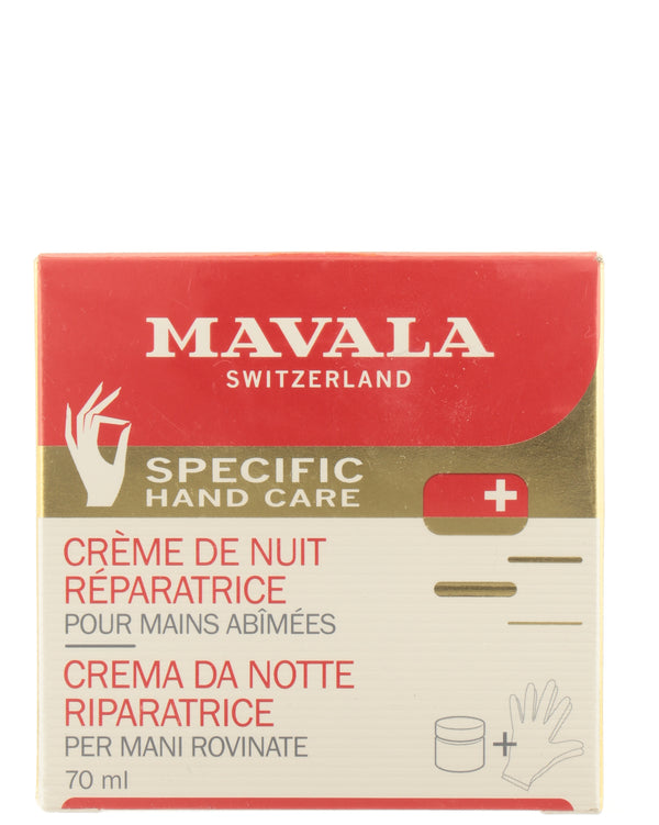 MAVALA Repairing Night Cream