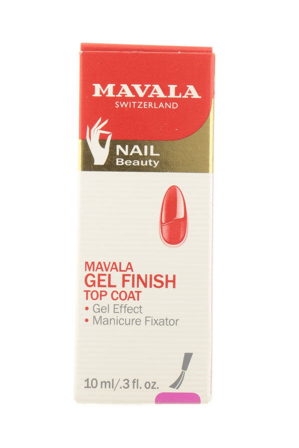 MAVALA Gel Finish