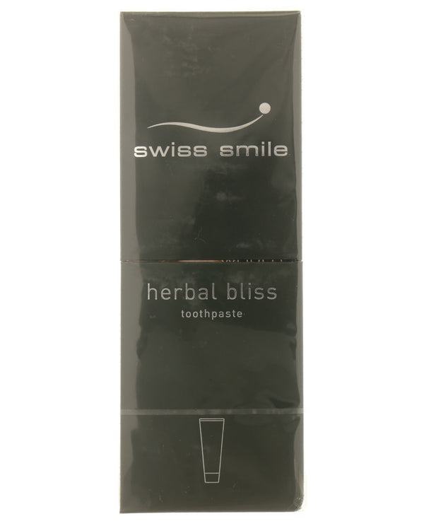 SWISS SMILE Herbal Bliss Toothpaste