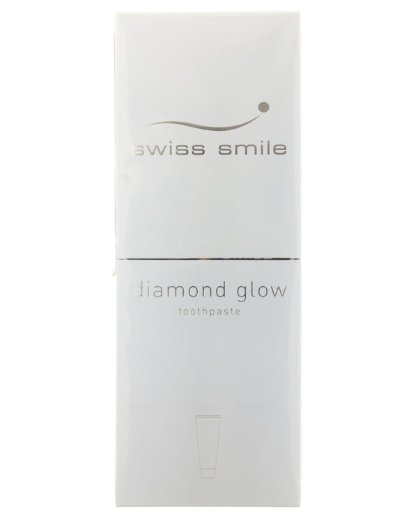 SWISS SMILE Swiss Diamond Glow Toothpaste