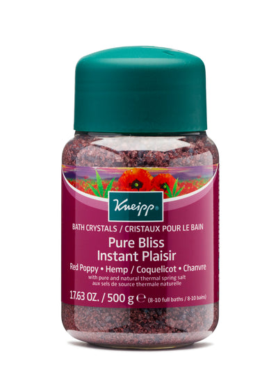 KNEIPP Pure Bliss Mineral Bath Salt
