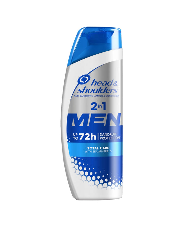 HEAD & SHOULDERS Men Ultra Total Care Anti-Dandruff 2in1 Shampoo