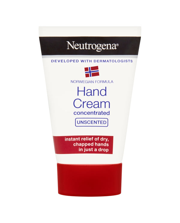 Norwegian Formula Concentrated Unscented Hand Cream