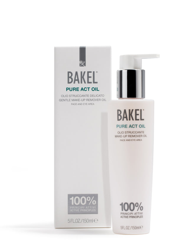 Pure Act Oil- Gentle Make-Up Remover