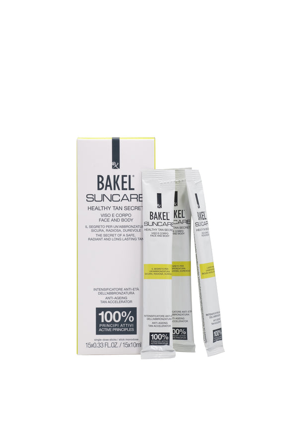 BAKEL Suncare- Healthy Tan Secret- Anti-Ageing Tan Accelerator