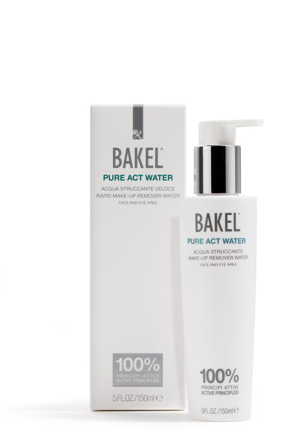 BAKEL Pure Act Water - Make-Up Remover Water